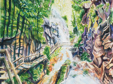The flume gorge ii