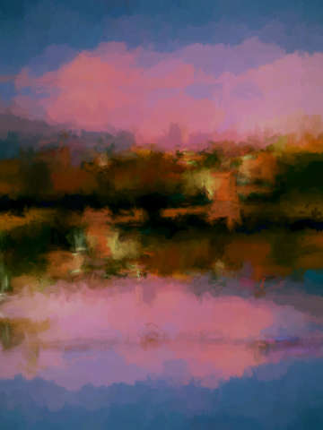 Abstract landscape 8 2
