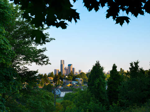 Mount baker neighborhood