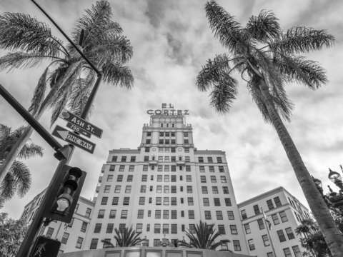 The grand el cortez