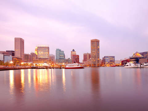 Baltimore inner harbor 4