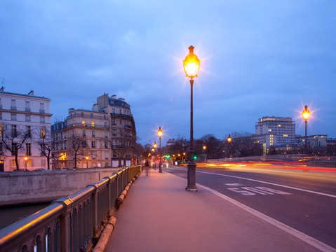 Pont de Sully bridge