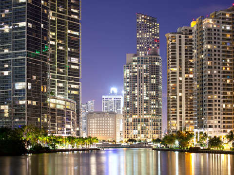 Brickell key in miami 2