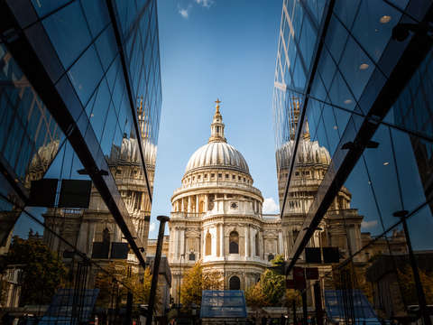 A reflection on St' Paul's