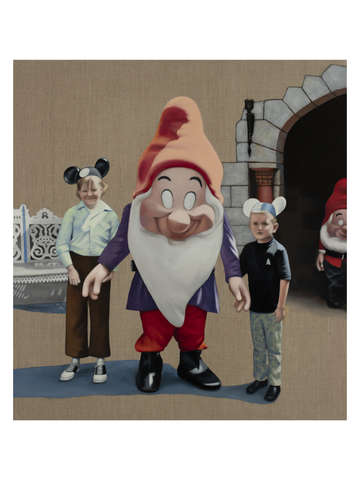 Children with Gnome