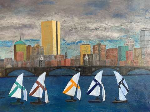 Sailing on the charles 2