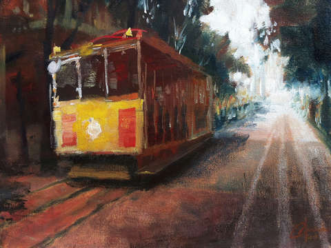San francisco trolley i