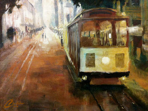 San francisco trolley ii