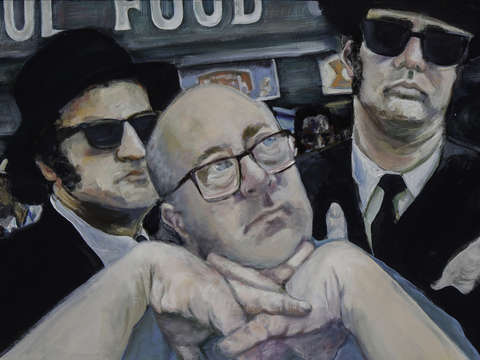 Blues brothers reimagined