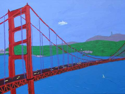 Golden gate bridge 13