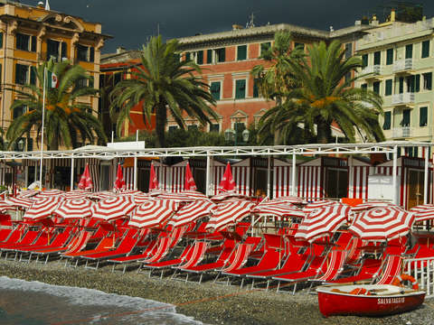 Beach Time, Santa Margherita, Italy