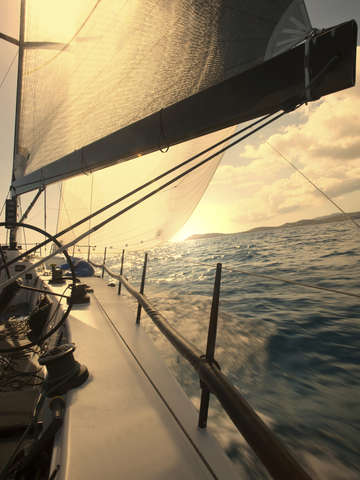 Sunset Race in St. Thomas