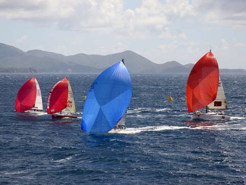 St thomas spinnakers