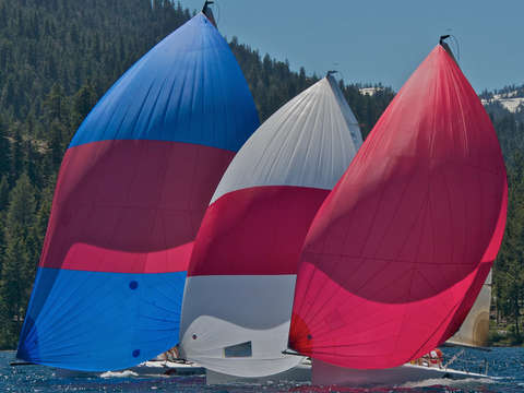 Lake Tahoe Spinnakers