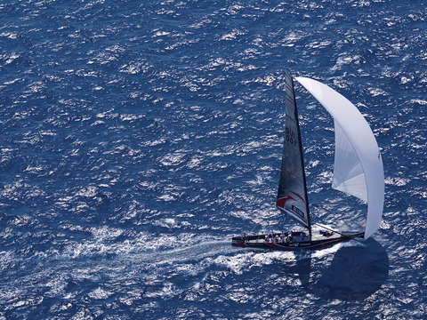 World view of alinghi