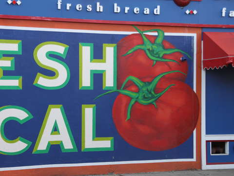 Buy fresh sign at city feed in jamaica plain