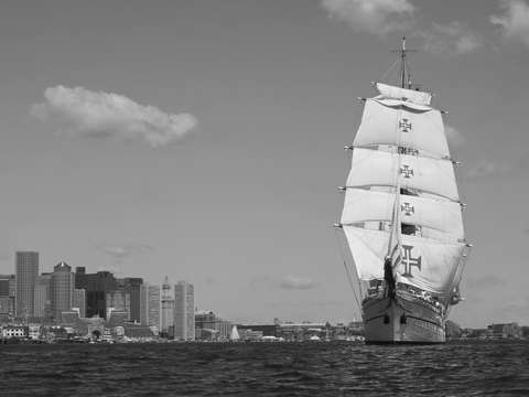 Sagres boston skyline