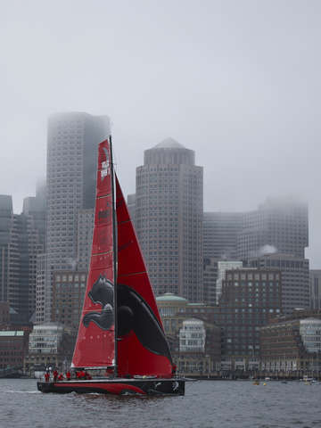 Puma ocean racing in boston