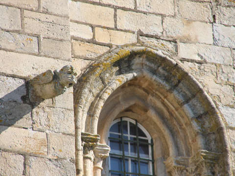 Gargoyle on Duty