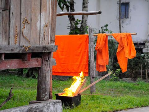 Drying time
