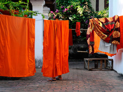 Who is there