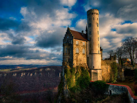 Lichtenstein castle i